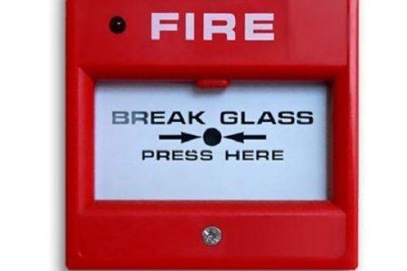 fire-alarm break glass