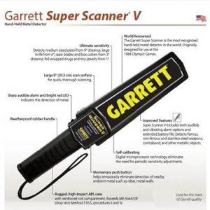 handheld scanner b